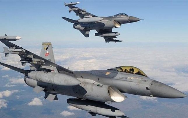 İraqda 5 PKK-lı məhv edildi