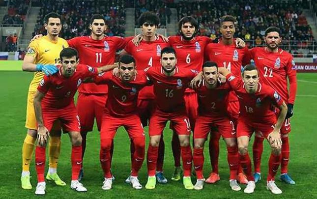 Azərbaycan yığması Avropanın 5 ən zəifindən biridir