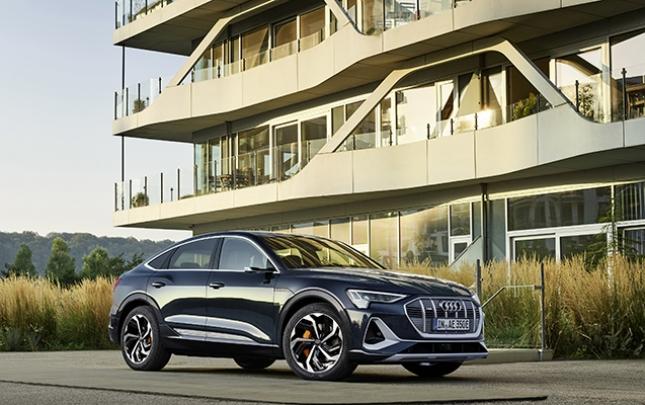 Los Ancelesdə Audinin yeni modeli təqdim olundu
