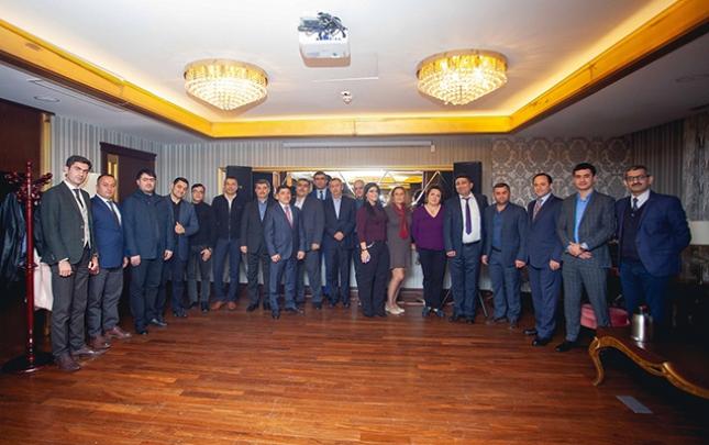 Azərbaycan Beynəlxalq Bankı sahibkarları bir araya gətirdi