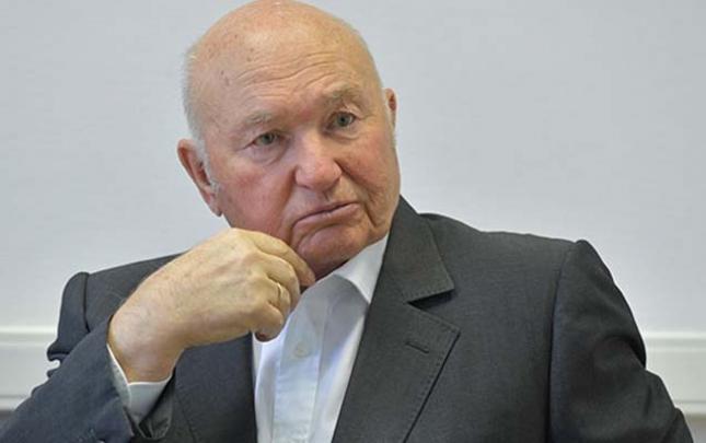 Yuri Lujkov vəfat etdi