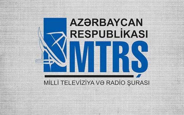 """MTRŞ-dan """"102 FM"""" tezliyi ilə bağlı"""