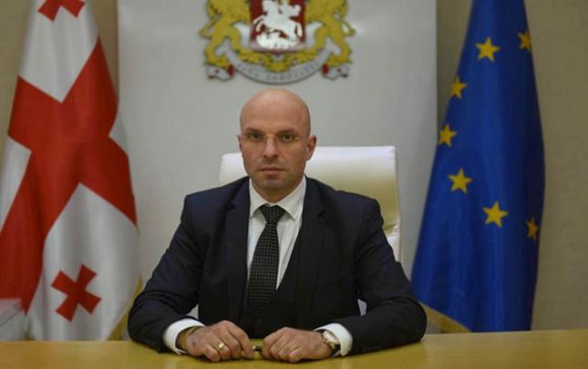 Gürcüstanın Baş prokuroru istefa verdi