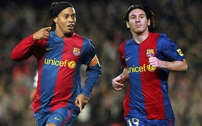 """""""Messi tarixin yox, öz dövrünün ən yaxşısıdır"""""""