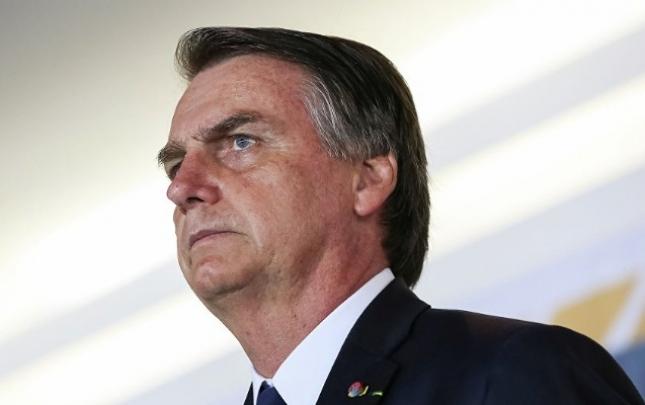 Braziliya prezidentinin şəxsi məlumatları internetə sızdırıldı