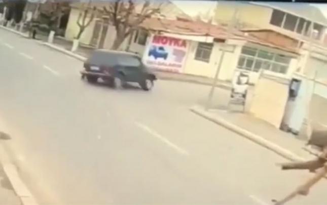 Gəncədə 16 yaşlı sürücünün öldüyü qəzanın