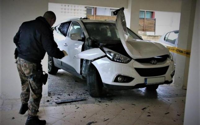 Hakimin avtomobilinə bomba qoyuldu, çempionat dayandı