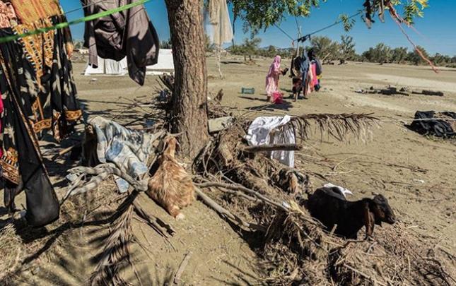 İranda 3 nəfər selin qurbanı oldu