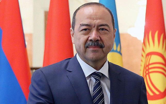 Özbəkistanın Baş Naziri seçildi