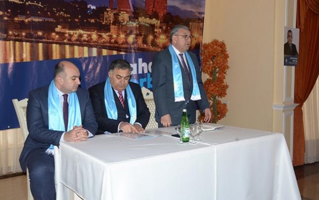 Rauf Əliyev Mərdəkan və Şağanda seçicilərlə görüşdü