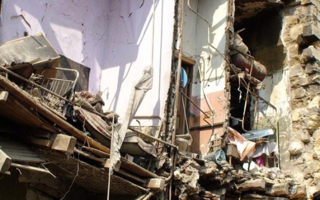 Hindistanda bina uçdu
