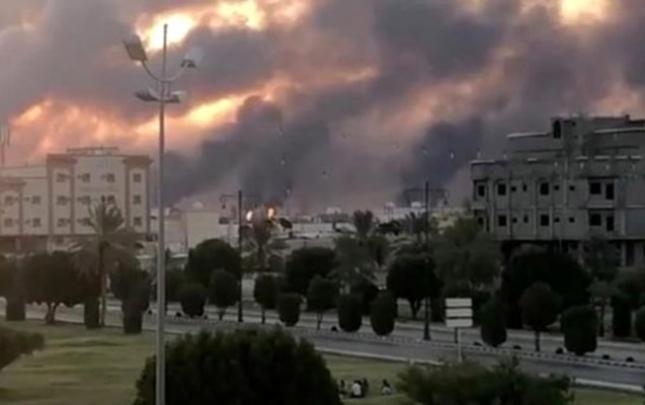 Husilər Səudiyyənin mühüm obyektlərini bombaladı