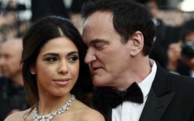 56 yaşlı Tarantino ilk dəfə ata oldu