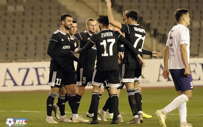 """""""Qarabağ"""" Avropada 4-cü oldu"""