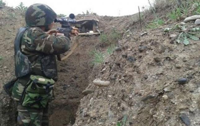 Ermənistan ordusunun polkovniki məhv edilib