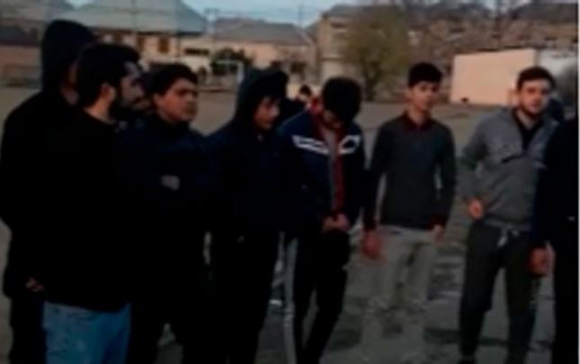 Polis qrup halında futbol oynayanlara xəbərdarlıq etdi