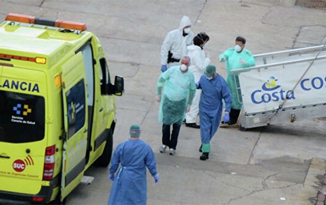 İspaniya koronavirusa yoluxmaların sayına görə İtaliyaya çatır
