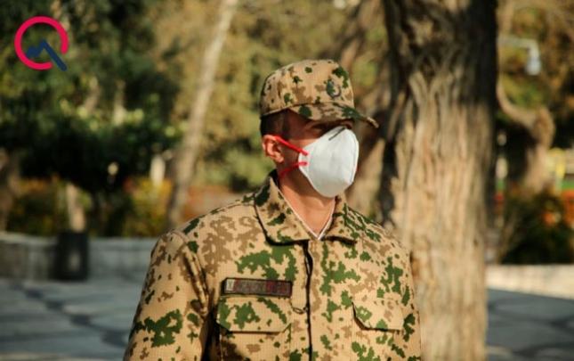 """Daxili Qoşunların hərbi qulluqçuları """"Tarqovu""""da"""