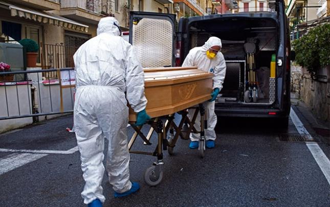Moskvada koronavirusdan 5 nəfər öldü