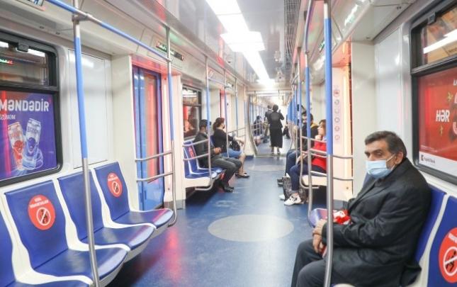 Metro da iyulun 20-dək bağlanır