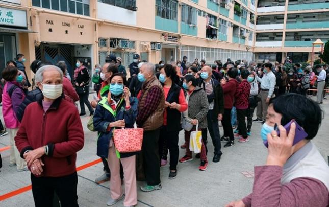 Çində 10 gündə 6,5 milyon insan koronavirus testindən keçib
