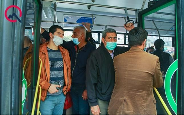 Metro və avtobusların fəaliyyəti dayandı