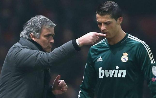 """""""Ronaldo ilə Mourinyo dalaşacaqdı"""""""