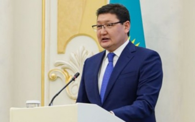 Qazaxıstan Prezidentinin mətbuat katibi koronavirusa yoluxdu