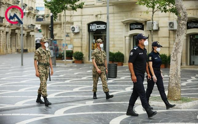 Sentyabrın 28-dən ölkədə hərbi vəziyyət elan olundu