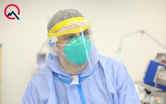 Son sutkada koronavirusdan ölənlərin sayında rekord