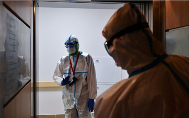 Moskvada daha 34 nəfər koronavirusdan öldü