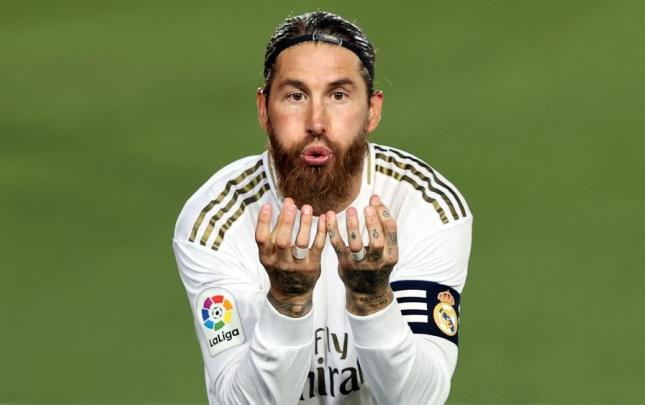 """Serxio Ramos """"Real""""dan rəsmən ayrıldı"""