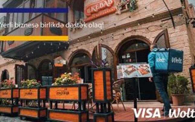 Wolt və VISA əməkdaşlıqlarını genişləndirdi