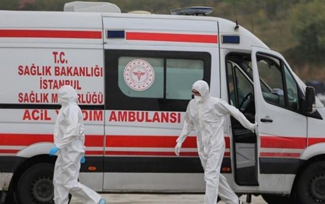 Türkiyədə yoluxma və ölüm sayında azalma