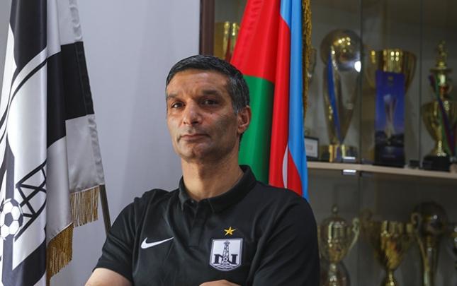 """""""Neftçi""""də yeni məşqçi"""