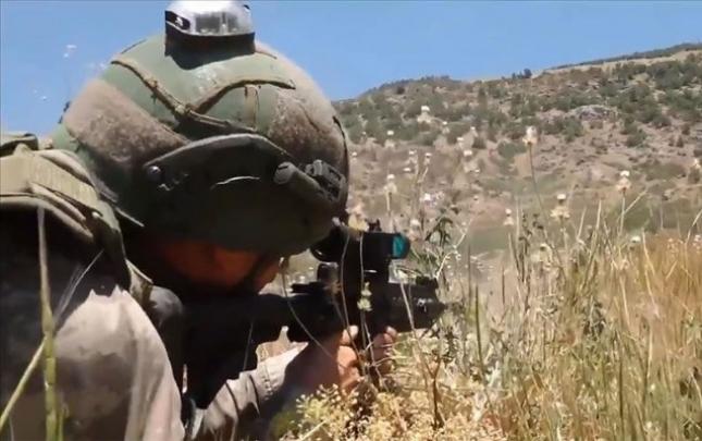 Türkiyə xüsusi təyinatlıları PKK terroçularını neytrallaşdırdı