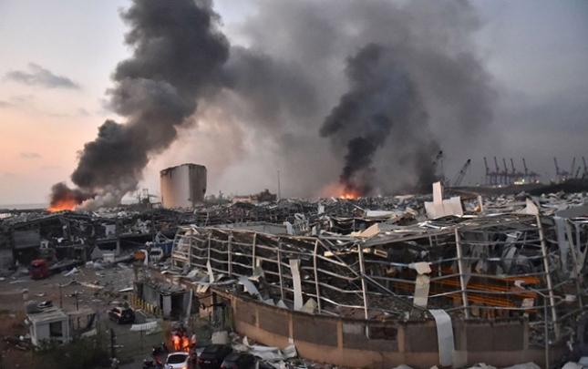 Beyrutdakı partlayışa görə 19 nəfər saxlanılıb
