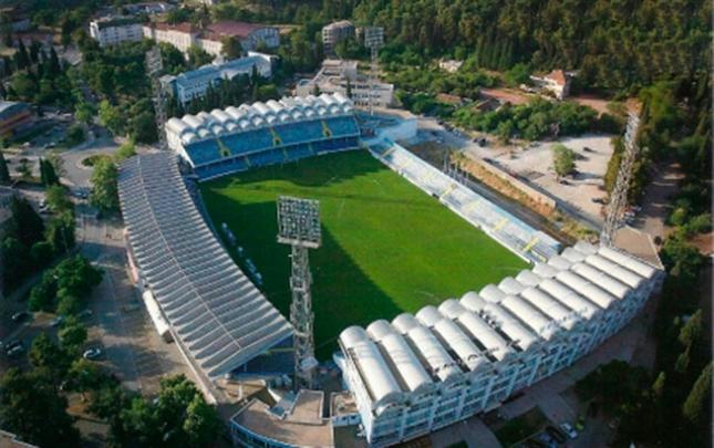 Monteneqro millisi Azərbaycanı bu stadionda qəbul edəcək
