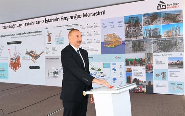 """""""Bu gün Azərbaycan 90-cı illərdə tərk edilmiş """"Qarabağ"""" yatağına qayıdır"""""""