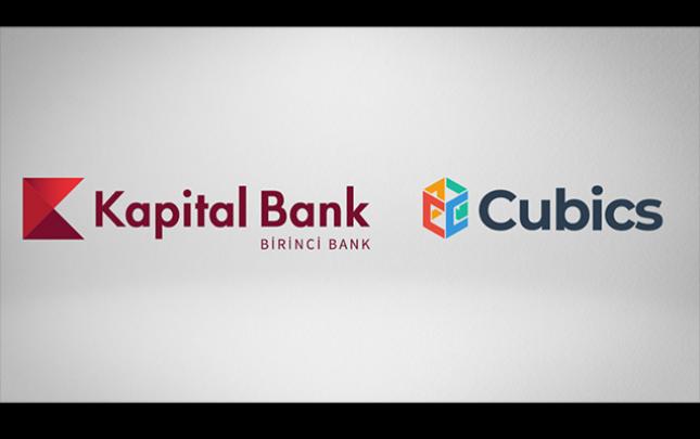 """""""Kapital Bank"""" və """"Cubics Technology"""" yeni qeyri-bank xidmət sahəsinin açılmasına dair razılığa gəldilər"""
