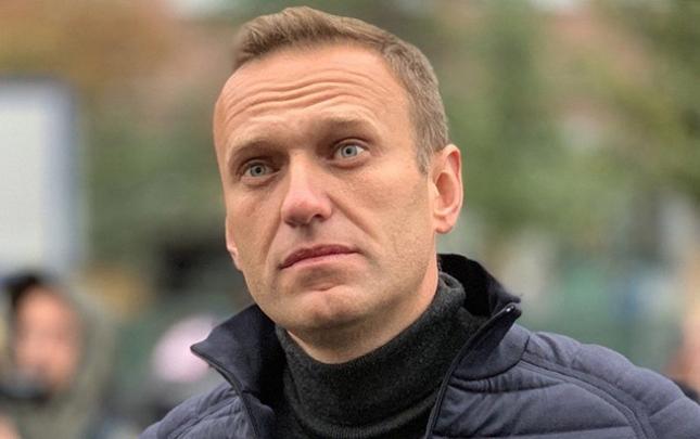 Navalnıya Saxarov mükafatı verildi