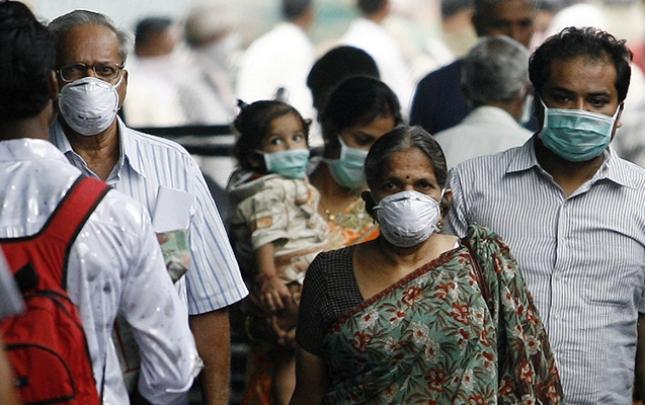 Hindistanda günlük yoluxma sayında dünya rekordu