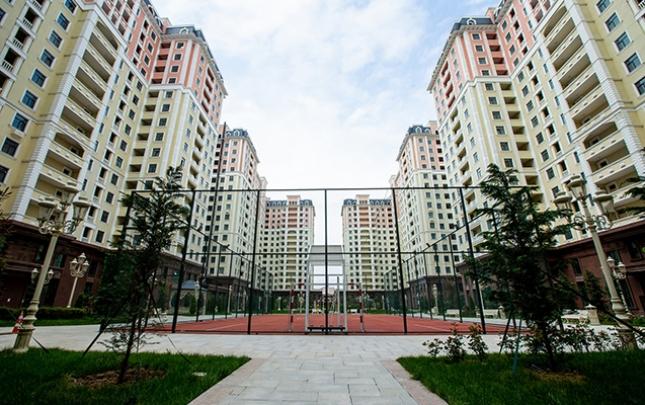 Paytaxtın seçilən premium yaşayış kompleksi