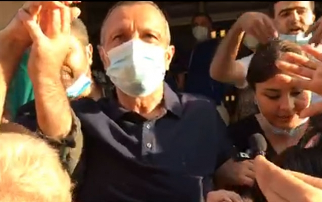 Tofiq Yaqublu ev dustaqlığına buraxıldı