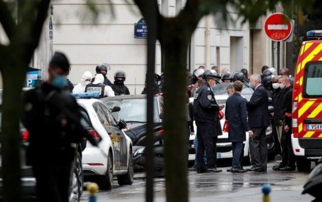 Parisdəki bıçaqlı hücumla bağlı daha 2 nəfər saxlanıldı