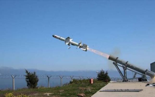 """Türkiyədə """"Atmaca"""" raketlərinin yeni versiyası hazırlanır"""