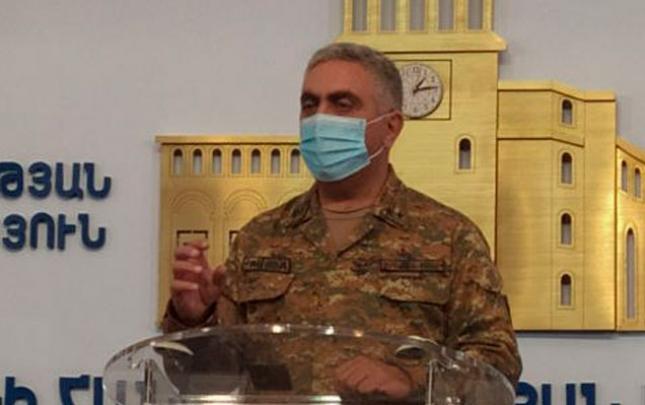Erməni tərəfi 10 hərbçisinin öldüyünü açıqladı