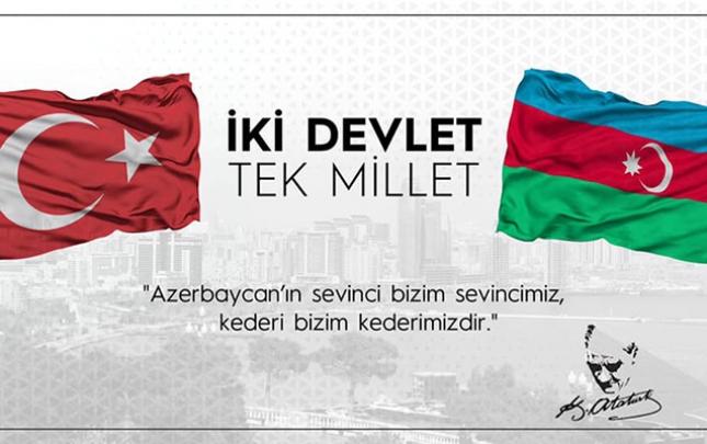 """""""Azərbaycan güclü olmasa, Türkiyə güclü olmaz"""""""