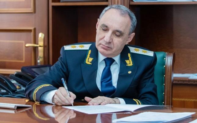Kamran Əliyev Rusiya Baş prokuroruna müraciət etdi