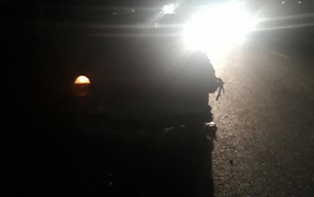İki minik avtomobili toqquşdu, yaralı var